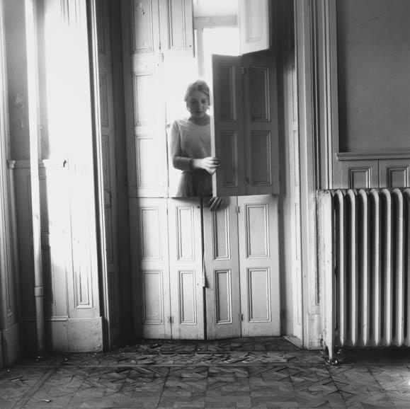 """Fotografía Francesca Woodman, """"Sin título"""", 1975-78"""