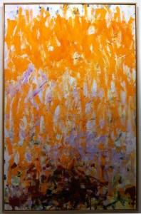 Art Basel 2012, Joan Mitchell