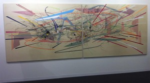 Art Basel 2012, Julie Mehretu