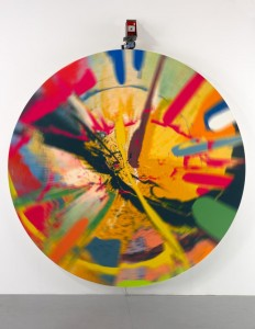 Damien Hirst, Spin Paintings