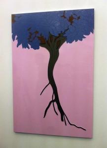 Cherry Blossom (2012), de Gary Hume