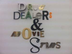 Drug Dealers And Movie Stars (2012), obra de Jack Pierson