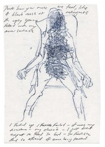 """Tracey Emin: """"That is how you make me feel"""""""