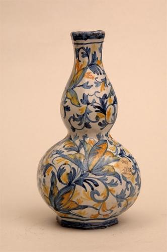 Espolvoreador de cerámica. Jacques Febvrier. Lille, Francia. Pri