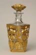 Botella de cristal Baccarat, posterior a 1936