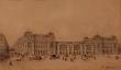"""Clerget, Hubert, - """"La gare Saint Lazare"""" (C.1859)"""