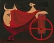 """Domínguez, Óscar - """"Rapto de Europa"""" (1952)"""