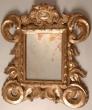Espejo. Italia, siglo XVIII