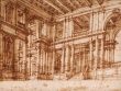 "Galli Bibiena, Carlo - ""Architectural Drawing"""