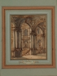 "Galli Bibiena, Ferdinando - ""An Architectural Capriccio"""
