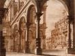"""Galli Bibiena, Ferdinando, Atribuido - """"Capricho Arquitectónico"""""""