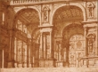 "Galli Bibiena, Giuseppe, Attributed - ""Architectural Drawing"""