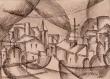 "Gleizes, Albert Leon - ""Le village"" (1916)"
