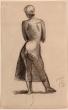 """González, Julio - """"La robe transparente"""" (1941)"""