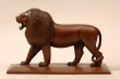 Carved lion. Italy, 19th Century