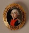 Miniaturas de época Luis XVI y Restauración. Francia
