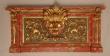 Panel de retablo Carlos II. España, segunda mitad siglo XVII