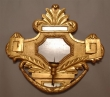 Pareja de espejos-cornucopias. Italia, siglo XVIII