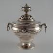 Small silver perfume burner. Franz Peter Bunsen, Hanover, 1770-1777