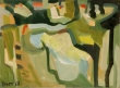 "Bores, Francisco - ""Paisaje"" (1968)"